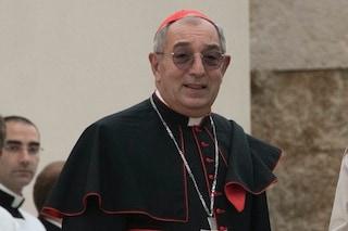 """Il cardinale vicario Angelo De Donatis positivo al coronavirus: """"Prego per i romani e i malati"""""""