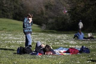 Pasqua e Pasquetta in zona rossa, droni nei parchi e 2mila agenti in strada per i controlli
