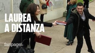 """Coronavirus, le lauree a l'Università La Sapienza: """"Festeggeremo con calma, quando finirà emergenza"""""""