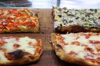 Invece di rispettare la quarantena apre il suo negozio di pizza al taglio: locale chiuso a Monti