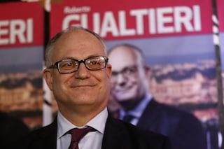 """Elezioni suppletive Roma, vince il ministro Gualtieri con il 62%: """"Risultato rafforza il Governo"""""""