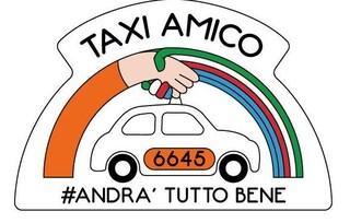 Coronavirus Roma, il 'taxi amico' che consegna gratis medicine e spesa agli anziani