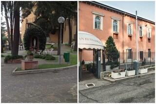 Coronavirus Roma, attive strutture per pazienti asintomatici: Villa Primavera e Hotel San Bernardo