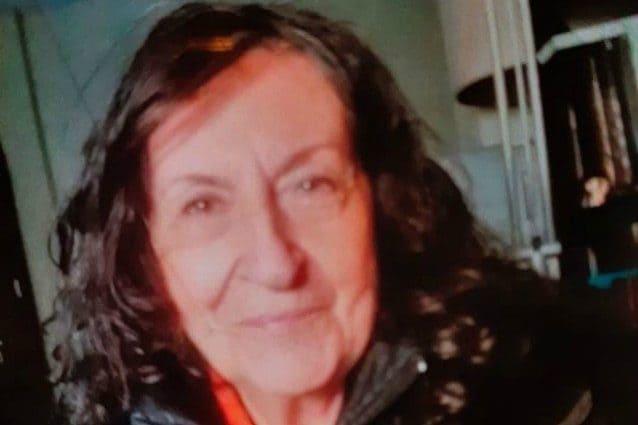 Anna Rita scomparsa in zona Esquilino Castro Pretorio