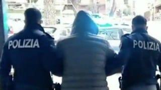 Roma, padre violento prende a calci la figlia minorenne perché ha spento il televisore