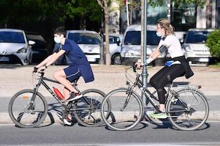 Fase 2, i romani promuovono smart working, mobilità sostenibile e accessi contingentati ai parchi