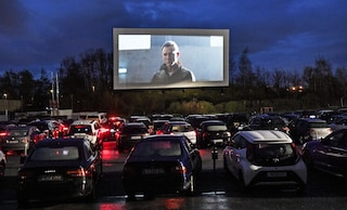 Cinema all'aperto, a Ostia apre il drive-in più grande d'Europa