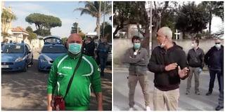 Nettuno, il sindaco incita a sfidare i divieti contro l'arrivo dei migranti: destra in piazza