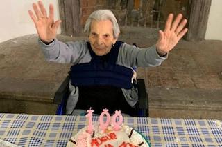Ladispoli festeggia nonna Gina: compie 100 anni in piena emergenza coronavirus