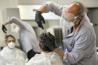 Ufficiale, da lunedì 18 maggio a Roma e nel Lazio aperti parrucchieri, barbieri e centri estetici