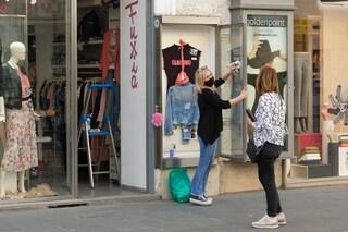 Roma, via Monti di Creta è la prima strada 'covid-free': test sierologici per negozianti e residenti