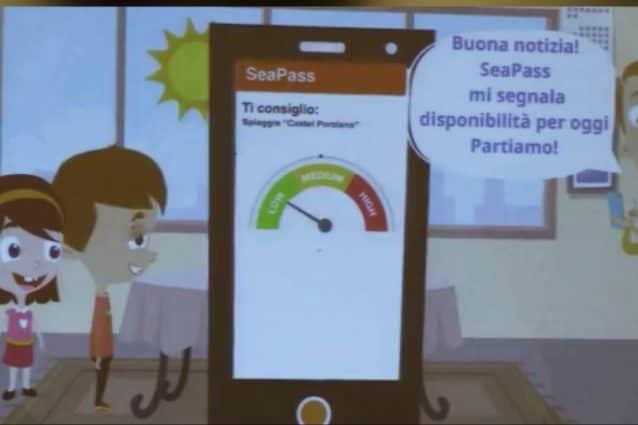 Come funzionerà la app del Campidoglio 'Seapass'
