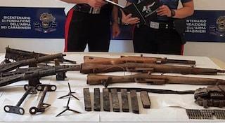 Montesacro: ritrovato un deposito di armi. Forse arsenale dei partigiani