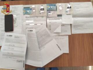 Prati, tenta due truffe da 100mila euro con documenti falsi di ignari pensionati: arrestato