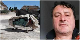 Ucciso e nascosto in un carrello della spesa: le indagini sull'omicidio di Marcello Pisa