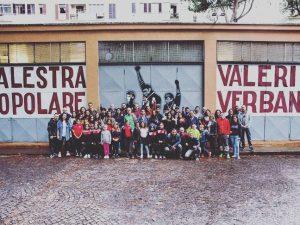 Palestra Popolare Valerio Verbano