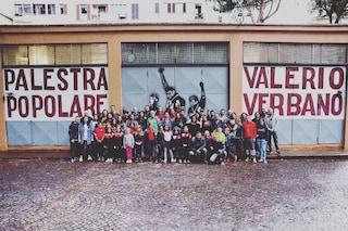 """Palestra popolare Valerio Verbano firma accordo di 20 anni con Ater: """"Ora appartiene al quartiere"""""""