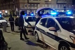 Roma, senzatetto travolto da un'auto in viale Regina Elena: morto dopo un volo di 5 metri