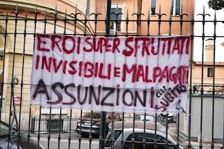 """""""Precari esclusi da test sierologici della Regione Lazio"""": la denuncia dei lavoratori dell'Umberto I"""
