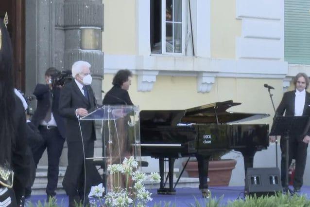 Il concerto allo Spallanzani