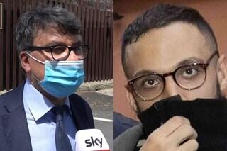 """Princi condannato a 4 anni, l'avvocato: """"Non ha responsabilità morale sulla morte di Luca Sacchi"""""""