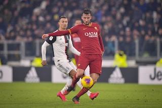 Due uomini armati minacciano e tentano di rapinare Bryan Cristante centrocampista della Roma