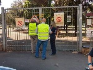 Roma, parco pubblico chiuso per 'cornacchie aggressive'