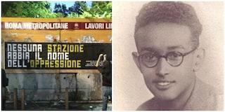 Perché intitolare al partigiano meticcio Giorgio Marincola la stazione della metro C di Amba Aradam