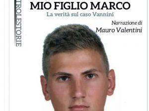 """La copertina del libro 'Mio figlio Marco"""""""