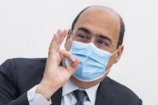 """Obbligo mascherina nel Lazio, marcia indietro di Zingaretti: """"Non è prevista nessuna ordinanza"""""""