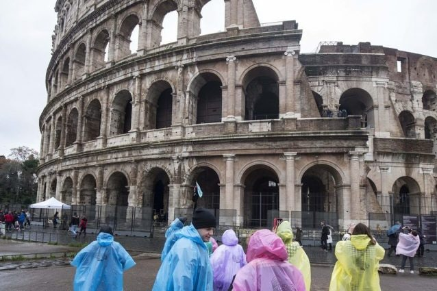 Meteo Roma e Lazio, allerta per domenica 12 luglio: piogge e temporali in arrivo