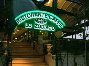 Roma, lo storico ristorante Lo Zodiaco non riaprirà: è stato dichiarato fallito