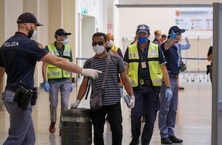 Nel Lazio 8 contagi d'importazione collegati a voli di ritorno da Bangladesh, India e Moldavia
