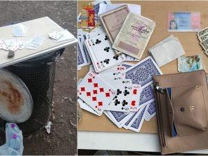 Gioco d'azzardo a Roma, tavolini abusivi in piazza Manila