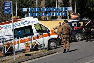 """178 contagi e 21 morti: la Rsa San Raffaele a rischio chiusura. I lavoratori: """"Così paghiamo noi"""""""