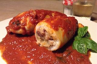 Calamari ripieni alla siciliana: la ricetta originale