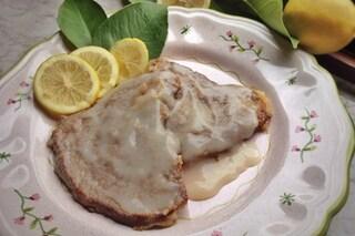 Scaloppine al limone: la ricetta per farle cremose