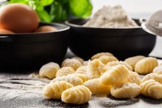 Gnocchi di patate: la ricetta base