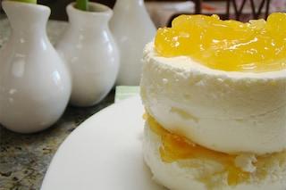 Mousse al limone: ricetta facile e veloce