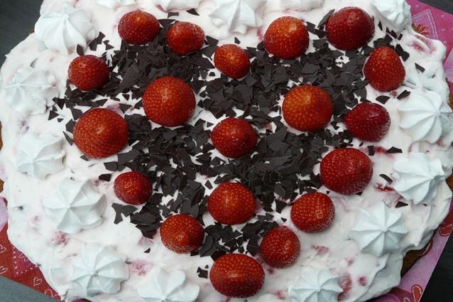 Torta A Forma Di Cuore Il Dolce Di San Valentino