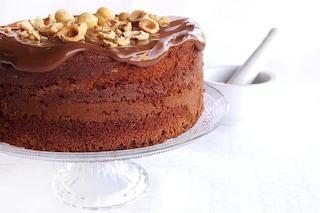 Torta alla Nutella: la ricetta soffice e golosa