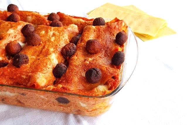 La lasagna di Carnevale secondo la ricetta napoletana.