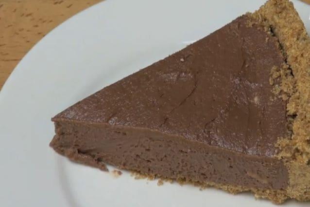 Cheesecake Alla Nutella La Ricetta Senza Cottura