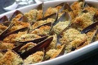 Cozze gratinate: la ricetta originale al forno