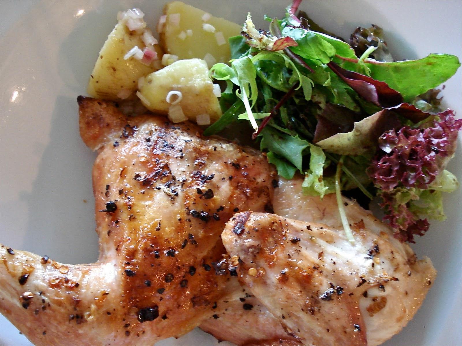 Come preparare il pollo alla diavola in padella, al forno e alla griglia
