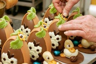 Uova di Pasqua fatte in casa: come prepararle con stampo e senza stampo