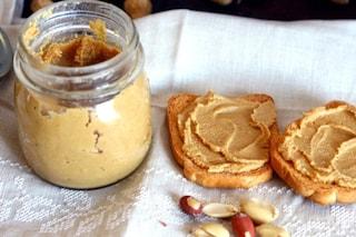 Burro di arachidi: la ricetta per farlo a casa