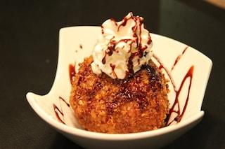 Gelato fritto: la ricetta originale della tradizione cinese