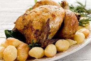 Pollo al forno: la ricetta del pollo croccante come lo faceva la nonna