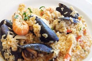 Risotto alla marinara bianco: la ricetta e i consigli